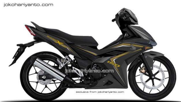 suprax 150 hitam